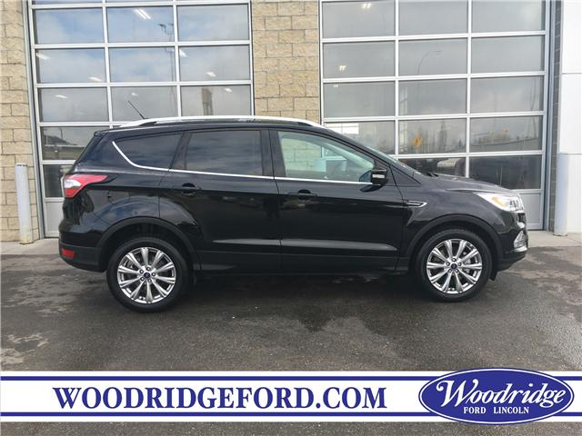 2018 Ford Escape Titanium (Stk: 17217) in Calgary - Image 3 of 22