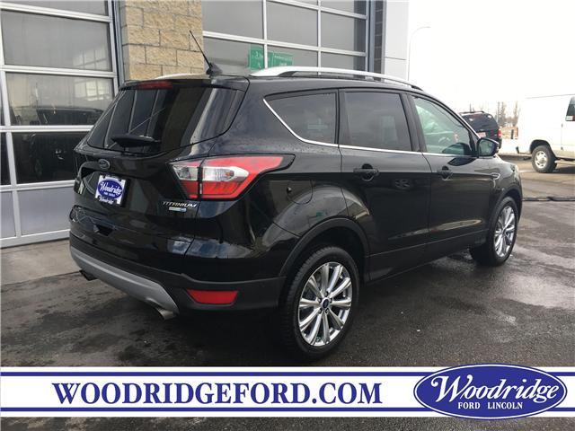 2018 Ford Escape Titanium (Stk: 17217) in Calgary - Image 4 of 22
