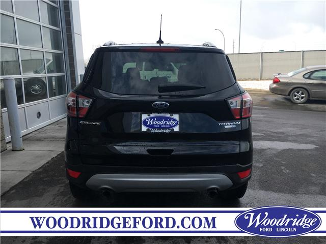 2018 Ford Escape Titanium (Stk: 17217) in Calgary - Image 7 of 22