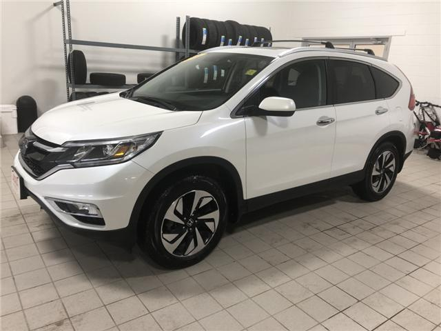 2016 Honda CR-V Touring (Stk: H1630) in Steinbach - Image 1 of 12