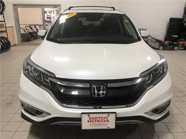 2016 Honda CR-V Touring (Stk: H1630) in Steinbach - Image 2 of 12