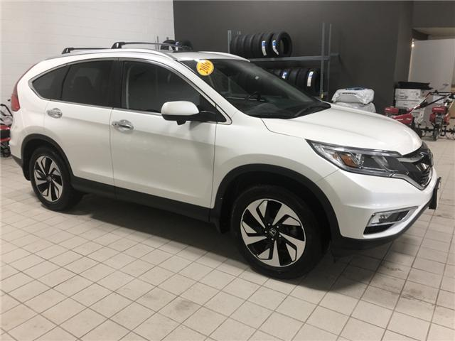 2016 Honda CR-V Touring (Stk: H1630) in Steinbach - Image 3 of 12