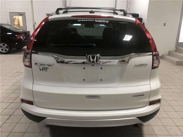 2016 Honda CR-V Touring (Stk: H1630) in Steinbach - Image 4 of 12