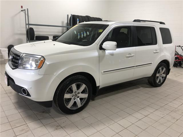 2015 Honda Pilot Touring (Stk: H1633) in Steinbach - Image 1 of 12