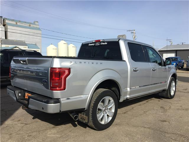 2016 Ford F-150 Platinum (Stk: 8220A) in Wilkie - Image 2 of 27