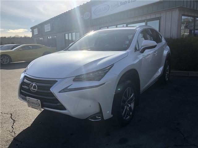 2017 Lexus NX 200t Base (Stk: 10318) in Lower Sackville - Image 1 of 24