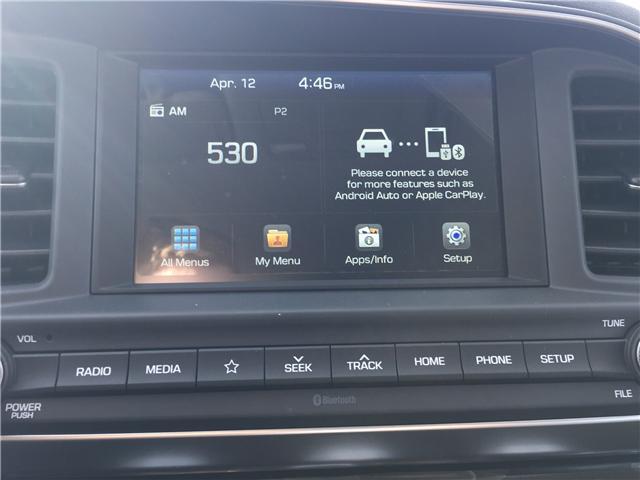 2019 Hyundai Elantra Preferred (Stk: 39105) in Saskatoon - Image 19 of 23