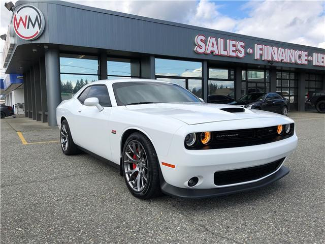 Challenger Srt 392 >> 2017 Dodge Challenger Srt 392 Sold For Sale In
