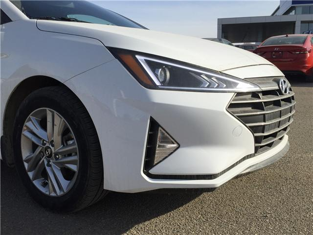 2019 Hyundai Elantra Preferred (Stk: 39097) in Saskatoon - Image 9 of 22