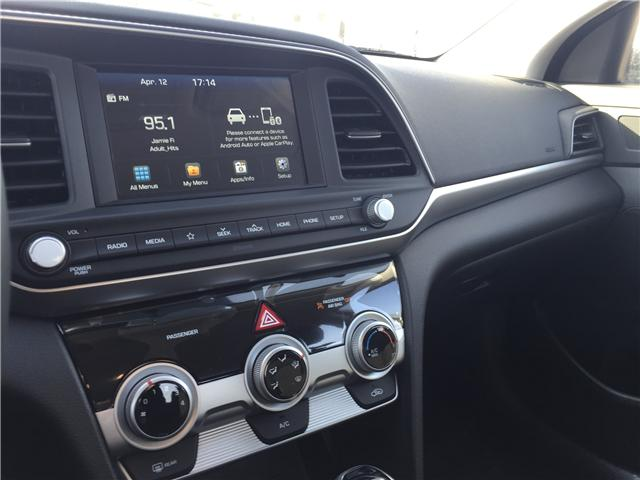 2019 Hyundai Elantra Preferred (Stk: 39097) in Saskatoon - Image 21 of 22