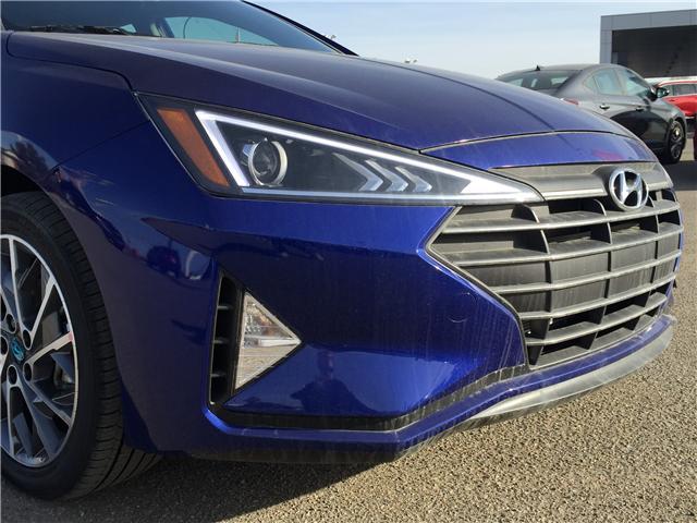 2019 Hyundai Elantra Luxury (Stk: 39114) in Saskatoon - Image 10 of 25