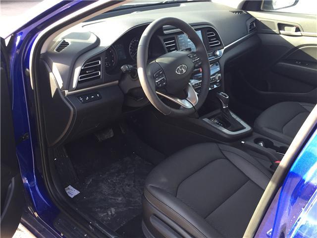 2019 Hyundai Elantra Luxury (Stk: 39114) in Saskatoon - Image 12 of 25