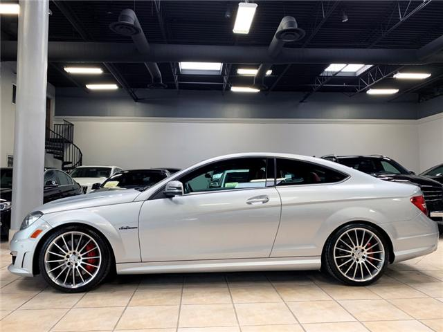 2013 Mercedes-Benz C63 AMG Coupe (Stk: AP1831) in Vaughan - Image 2 of 25