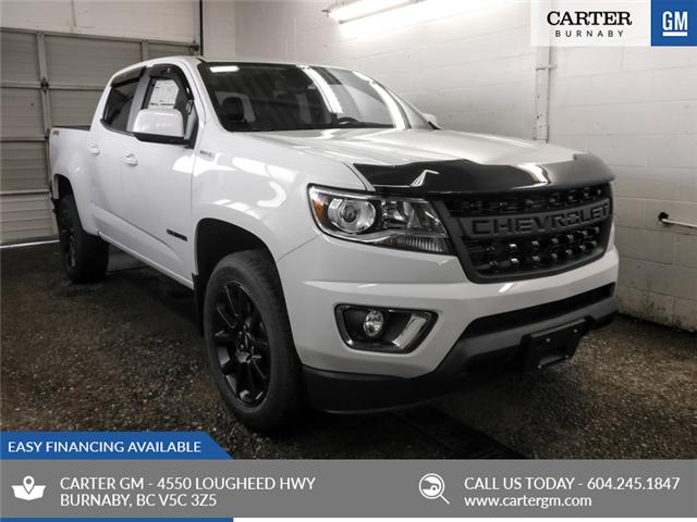 2019 Chevrolet Colorado LT (Stk: D9-91580) in Burnaby - Image 1 of 11