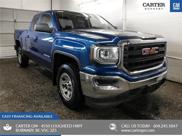 2019 GMC Sierra 1500 Limited Base (Stk: 89-44690) in Burnaby - Image 1 of 11