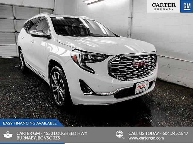 2019 GMC Terrain Denali (Stk: 79-41640) in Burnaby - Image 1 of 13