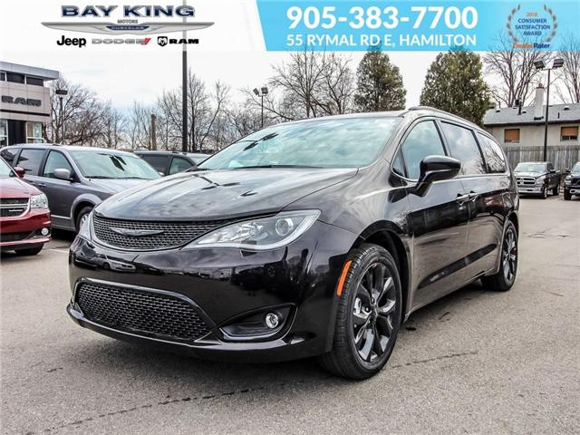 2019 Chrysler Pacifica Touring-L Plus (Stk: 191005) in Hamilton - Image 1 of 24