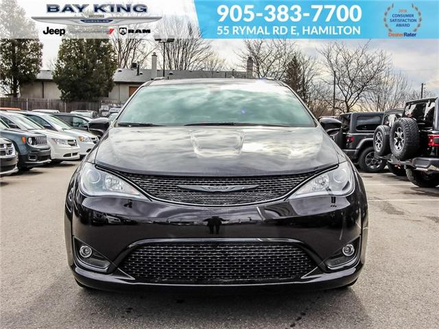2019 Chrysler Pacifica Touring-L Plus (Stk: 191005) in Hamilton - Image 2 of 24