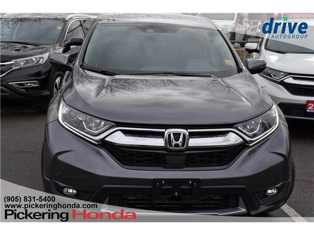 2018 Honda CR-V EX (Stk: T272) in Pickering - Image 4 of 31