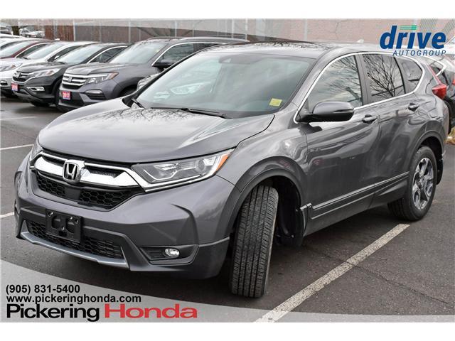 2018 Honda CR-V EX (Stk: T272) in Pickering - Image 5 of 31