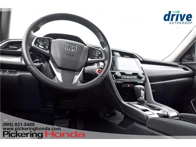 2018 Honda Civic EX (Stk: T738) in Pickering - Image 2 of 32