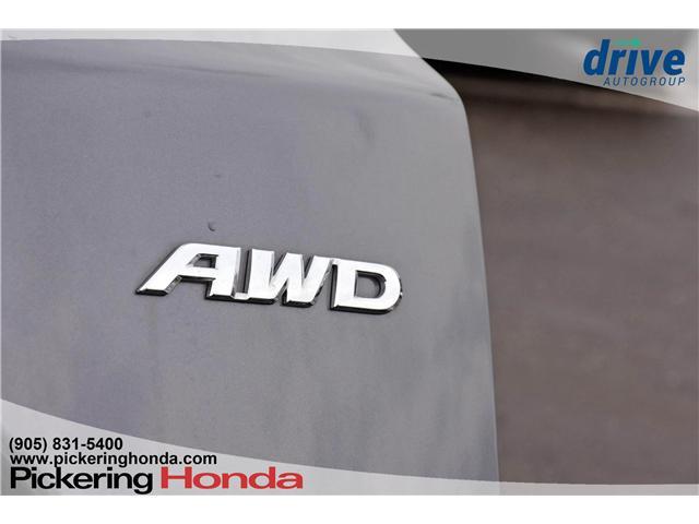 2018 Honda CR-V EX (Stk: T272) in Pickering - Image 20 of 31