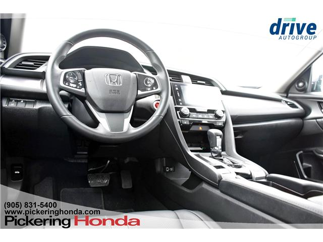 2018 Honda Civic Touring (Stk: T772) in Pickering - Image 2 of 33