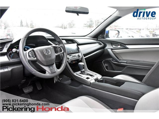 2016 Honda Civic LX (Stk: P4803) in Pickering - Image 2 of 25