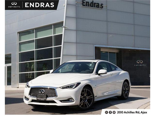 2018 Infiniti Q60 3.0T Sport (Stk: 60538) in Ajax - Image 1 of 27