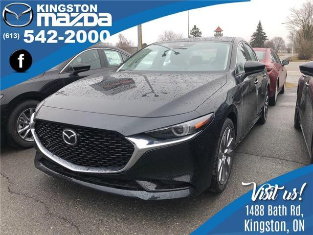 2019 Mazda Mazda3 GT (Stk: 19C017) in Kingston - Image 1 of 6
