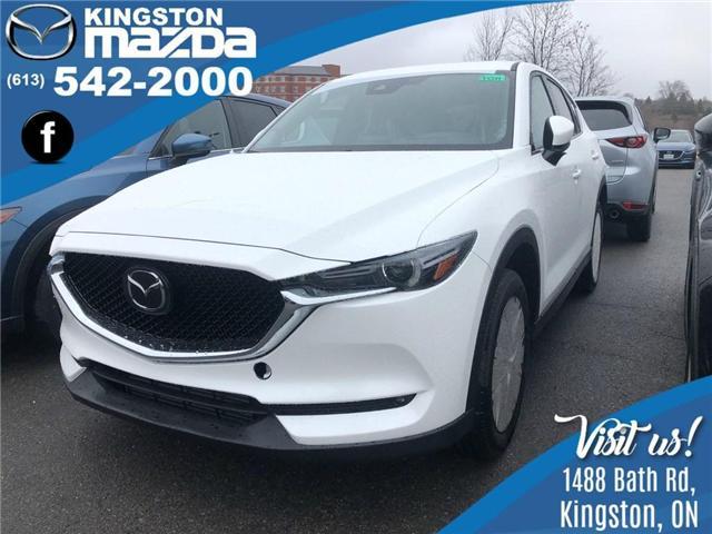 2019 Mazda CX-5 Signature (Stk: 19T103) in Kingston - Image 1 of 5