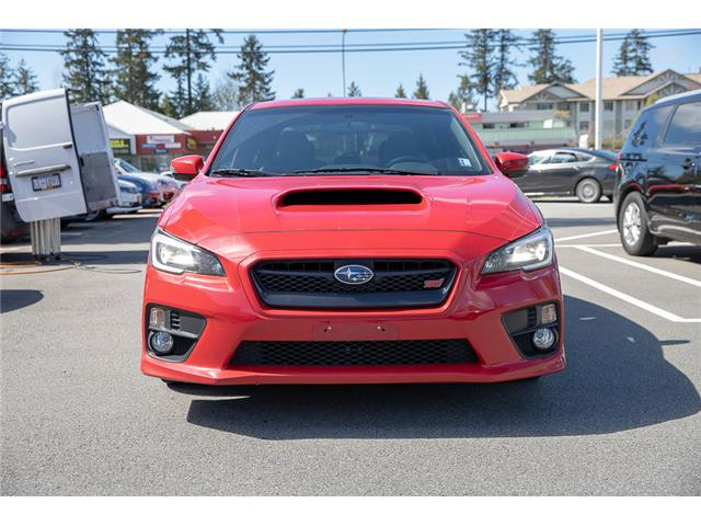 2015 Subaru WRX STI Base (Stk: KG008407A) in Surrey - Image 2 of 29