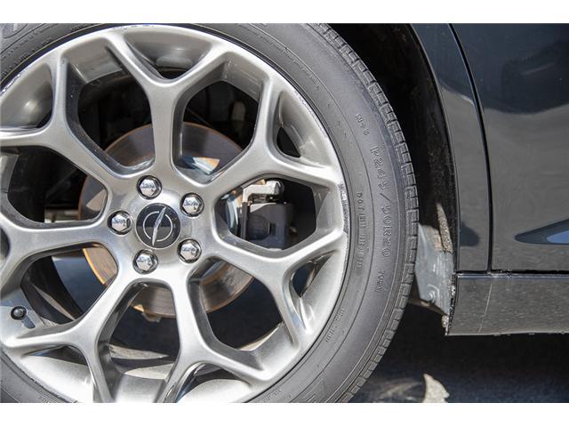 2015 Chrysler 300 S (Stk: JA587653A) in Surrey - Image 9 of 27