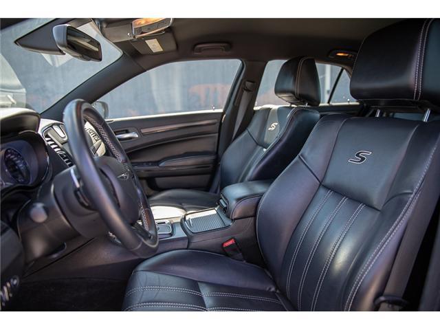 2015 Chrysler 300 S (Stk: JA587653A) in Surrey - Image 11 of 27