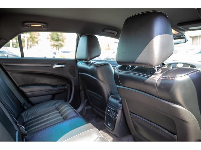 2015 Chrysler 300 S (Stk: JA587653A) in Surrey - Image 17 of 27