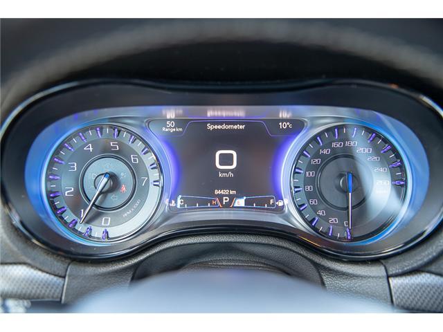 2015 Chrysler 300 S (Stk: JA587653A) in Surrey - Image 20 of 27
