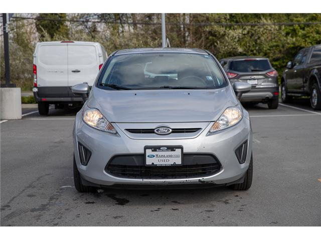 2013 Ford Fiesta SE (Stk: 8EC0981A) in Surrey - Image 2 of 23