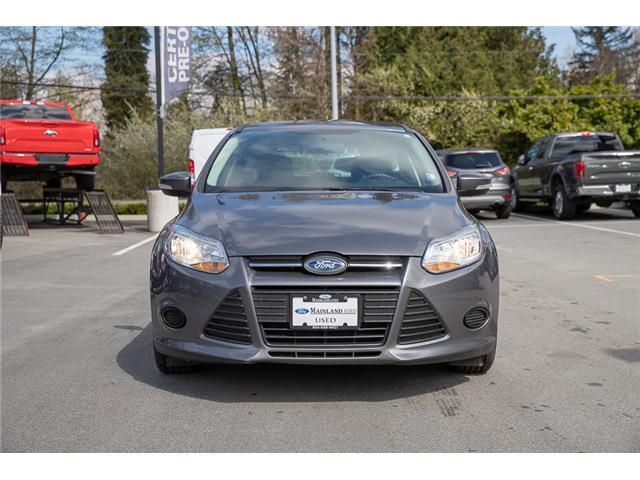 2014 Ford Focus SE (Stk: 8ES4755A) in Surrey - Image 2 of 28
