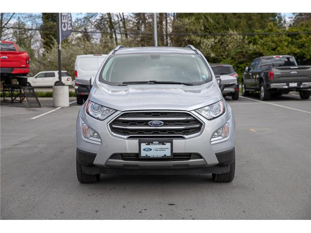 2018 Ford EcoSport Titanium (Stk: P8871) in Surrey - Image 2 of 29