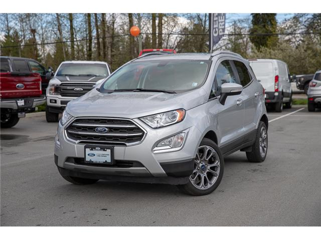 2018 Ford EcoSport Titanium (Stk: P8871) in Vancouver - Image 3 of 29