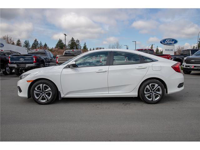2018 Honda Civic LX (Stk: P6992) in Vancouver - Image 4 of 28