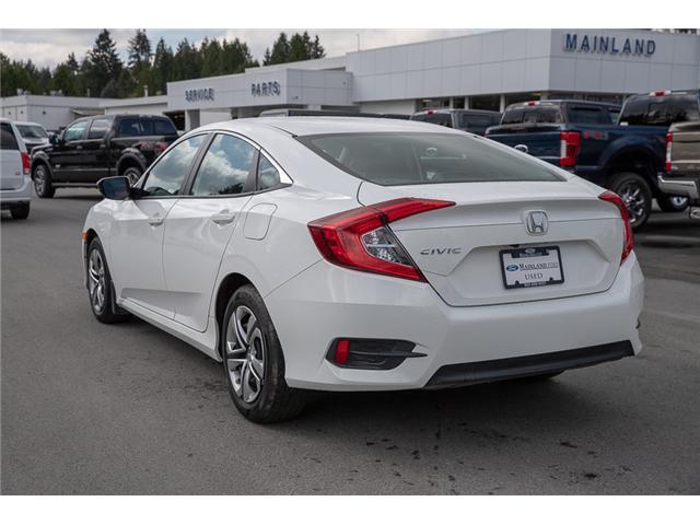 2018 Honda Civic LX (Stk: P6992) in Vancouver - Image 5 of 28