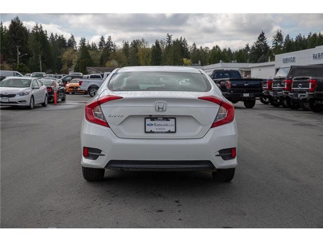 2018 Honda Civic LX (Stk: P6992) in Vancouver - Image 6 of 28