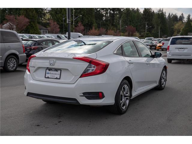 2018 Honda Civic LX (Stk: P6992) in Vancouver - Image 7 of 28