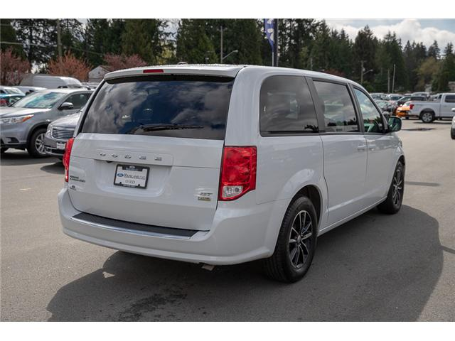 2018 Dodge Grand Caravan GT (Stk: P9701) in Vancouver - Image 7 of 30