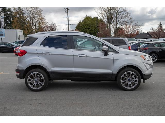 2018 Ford EcoSport Titanium (Stk: P8871) in Vancouver - Image 8 of 29
