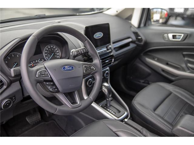 2018 Ford EcoSport Titanium (Stk: P8871) in Vancouver - Image 12 of 29