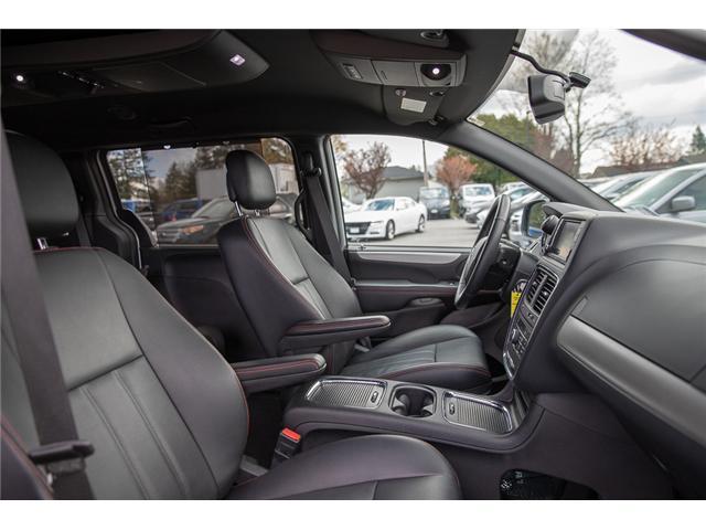2018 Dodge Grand Caravan GT (Stk: P5618) in Surrey - Image 20 of 28