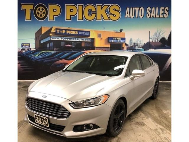 2016 Ford Fusion SE (Stk: 128089) in NORTH BAY - Image 1 of 26