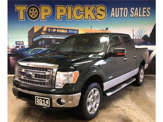 2014 Ford F-150 XLT (Stk: d86050) in NORTH BAY - Image 1 of 26